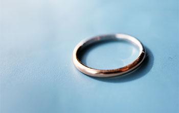 環状切開のイメージのリング